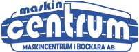 Maskincentrum logo