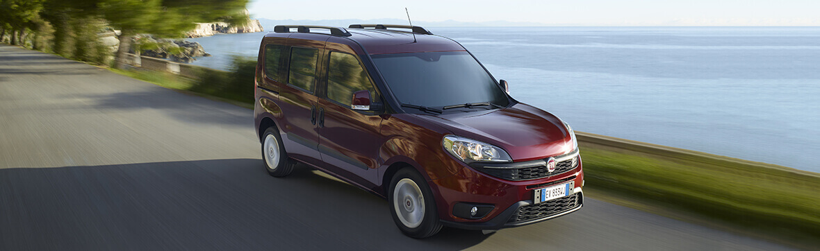 Fiat Doblò Persontransport