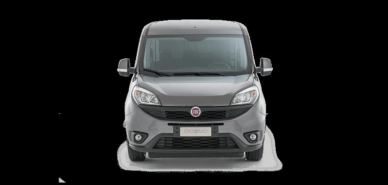 Fiat Doblò skåp full