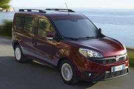 Fiat doblo persontransport