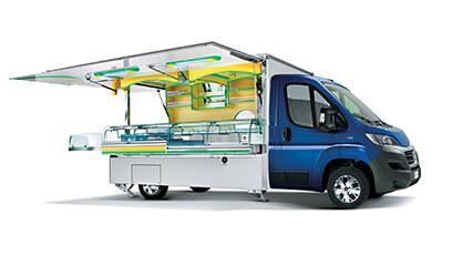 Fiat Ducato Food Truck