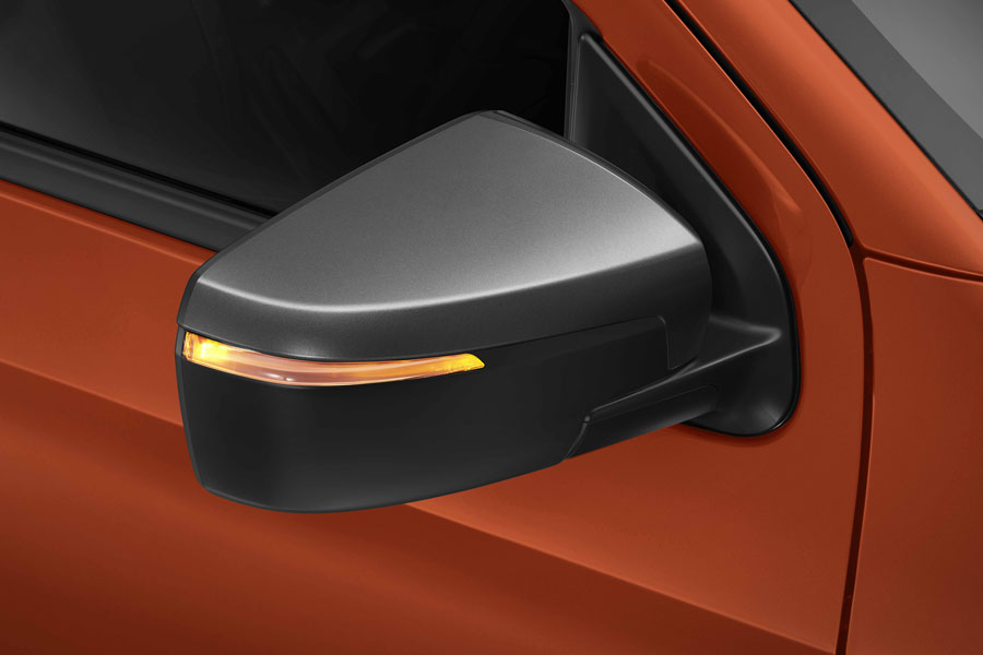 Isuzu Pickup D-Max backspegel