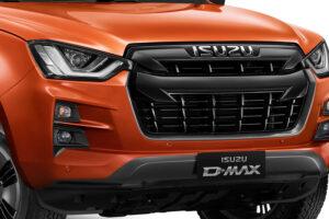 Isuzu Pickup D-Max Front