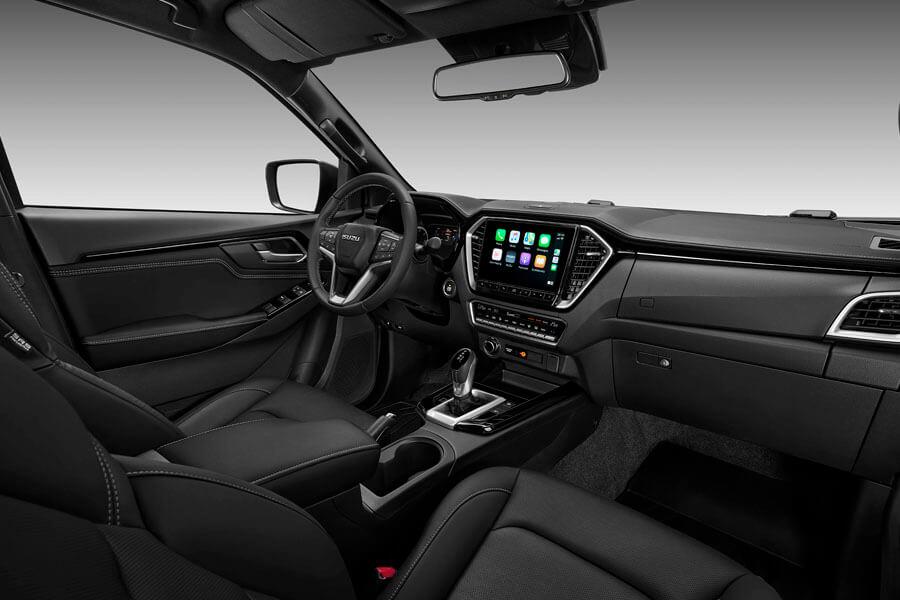Isuzu Pickup D-Max Interiör
