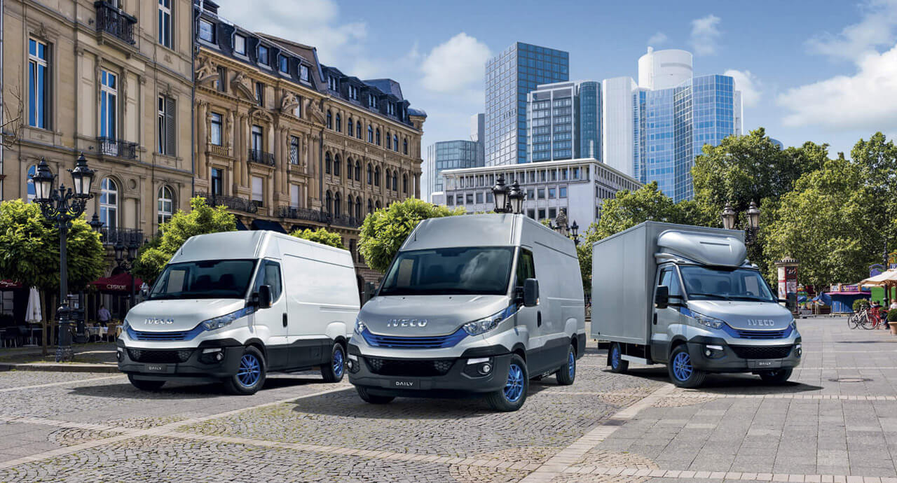 Iveco Daily Maskincentrum