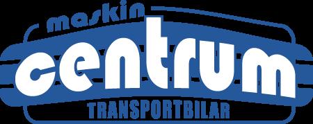 Maskincentrum transportbilar logo